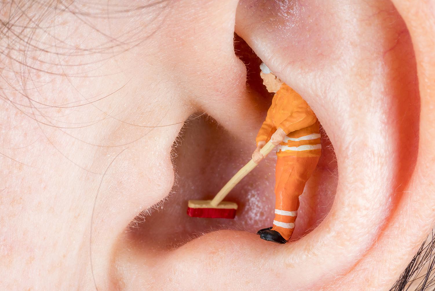 Ohrenschmalz Entfernen 3 Tipps